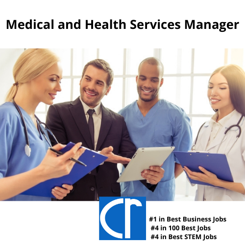 Health services manager job featured image