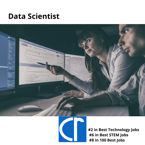 data scientist job and cv featured image
