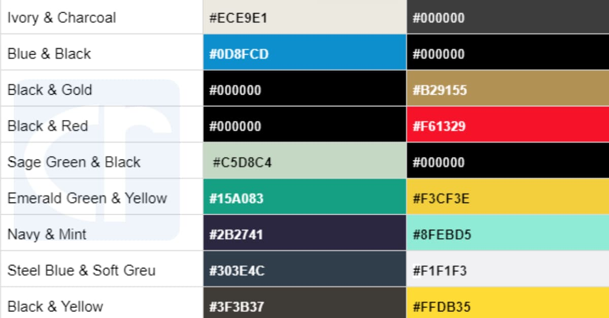 the best resume colors to use in 2021